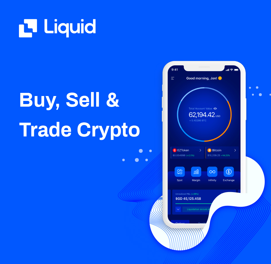 liquid crypto exchange